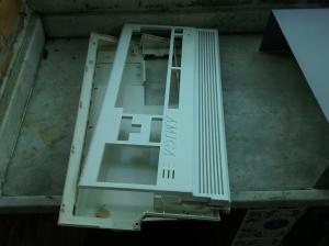 A1200 Desmontado... preparando para a pintura base (PRIMER)